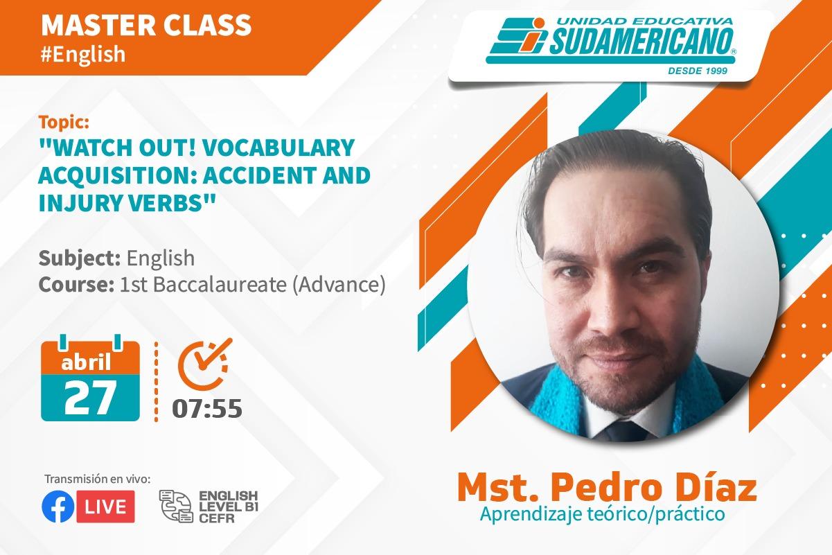 Master Class: English