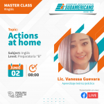 """Master Class: """"Action At Home"""""""