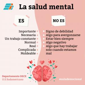 La Salud Mental