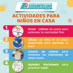 Actividades Para Niños en Casa en Vacaciones